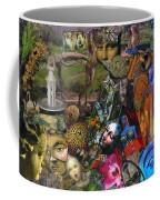 Faces Of The Goddess Coffee Mug