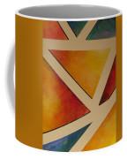 Facets 4 Coffee Mug