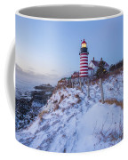 Facing East  Coffee Mug
