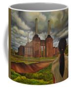 Facing Storm Coffee Mug