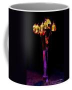 Faded Long Stems Coffee Mug