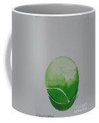 Fading Green Coffee Mug