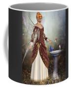 Faerie Garden Coffee Mug