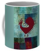 Fafa Bird - 01c01bcr Coffee Mug