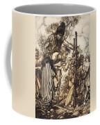 Fafner Hey! Come Hither, And Stop Coffee Mug