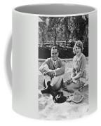 Fairbanks And Pickford Coffee Mug