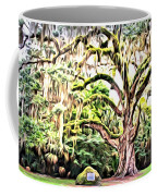Fairchild Painted Coffee Mug