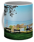 Fairhope Alabama Pier Coffee Mug
