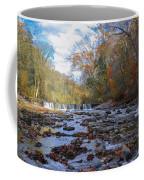 Fairmount Park - Wissahickon Creek In Autumn Coffee Mug