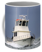 Fairwater II - Parting Waves In The Gulf Of Mexico Coffee Mug