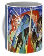 Fairy Animals 1913 Coffee Mug
