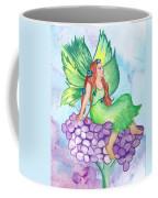 Fairy On Lilac Coffee Mug