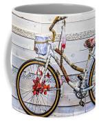 Fairy Tale Bike Flying Machine Coffee Mug