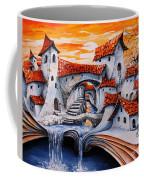 Fairy Tale City - Magic Stream Coffee Mug