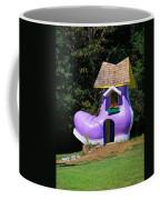 Fairy Tale Shoe House Coffee Mug