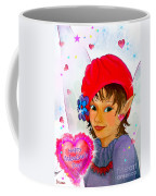 Fairy Valentine Coffee Mug