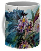 Fairyland Asters Coffee Mug