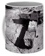 Faith Among The Ruins Coffee Mug