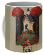 Faith Country Church Coffee Mug