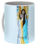 Faith Hope And Charity Coffee Mug