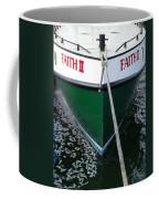 Faith II Fishing Boat Coffee Mug