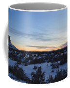 Fajada Sunset Coffee Mug