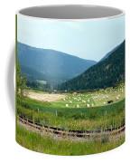 Falkland Hay Bales Coffee Mug