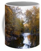 Fall Along The Wissahickon Coffee Mug