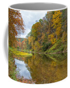 Fall At Little Beaver Creek Coffee Mug