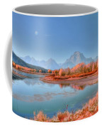 Fall At Oxbow Bend Coffee Mug