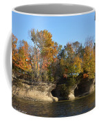 Fall At Seven Pillars Coffee Mug