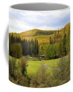 Fall At The Course Coffee Mug