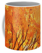 Fall At The Shore Coffee Mug
