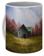 Fall Begins Coffee Mug