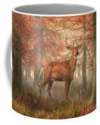 Fall Buck Coffee Mug