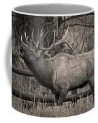 Fall Bugling Coffee Mug