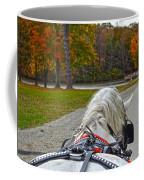 Fall Carriage Ride Coffee Mug