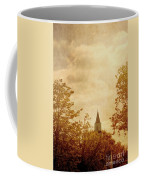 Fall Church Coffee Mug