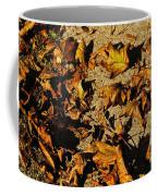 Fall Cleanup Coffee Mug
