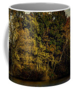 Fall Color Trees V8 Pano Coffee Mug