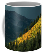 Fall Colors In Aspen Colorado Coffee Mug