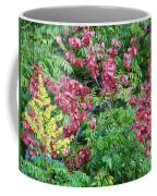 Fall Colors In Florida Coffee Mug