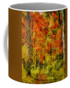 Fall Colors In Ohio Coffee Mug