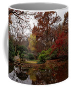Fall Colors In The Garden Coffee Mug