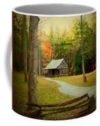 Fall Color's Coffee Mug