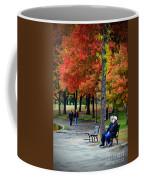 Fall Couples Coffee Mug
