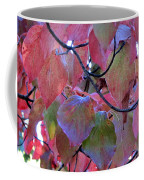 Fall Dogwood Leaf Colors 2 Coffee Mug