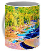 Fall Drought @ Ashokan Coffee Mug