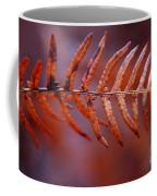 Fall Fern Coffee Mug
