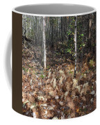 Fall Ferns Coffee Mug